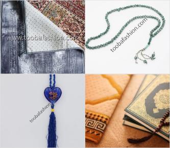 Prayer Rugs and Tasbeeh